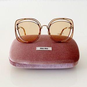 MIU MIU Sunglasses, New